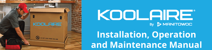 NEW-Koolaire-Installation,-Operation-and-Maintenance-Manual-banner
